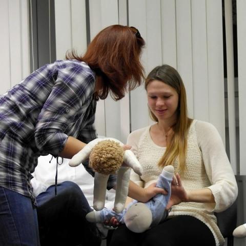 Kurz prípravy na pôrod a starostlivosť o bábätko